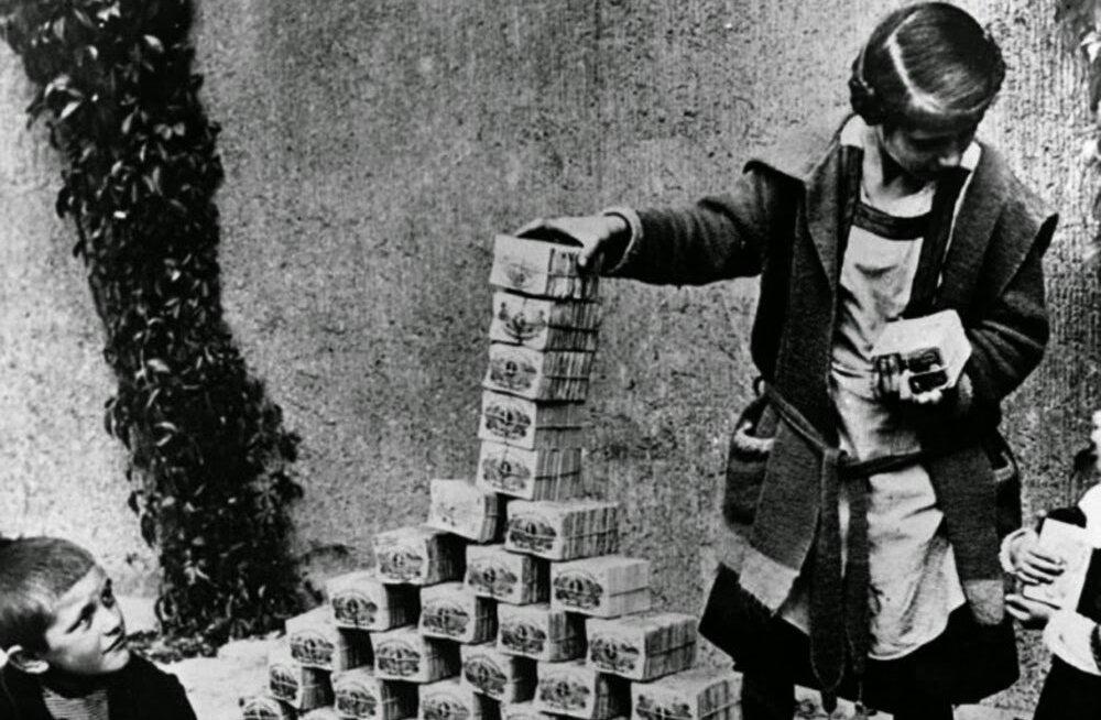 Miks sakslased pea kõige eest sularahas maksavad