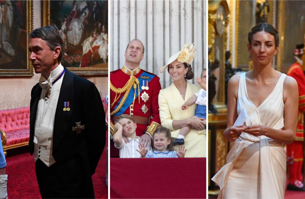 Williami armukese abikaasa lükkas naise printsi käte vahele? Süü võib peituda reisimises!