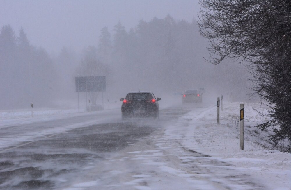Liiklusolud Viljandimal