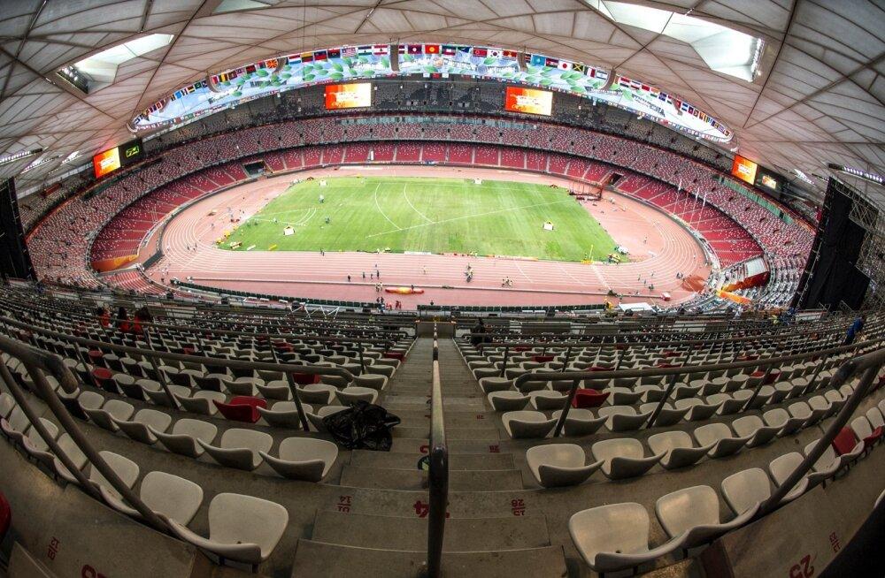 Kergejõustiku MM Pekingis 2 päev