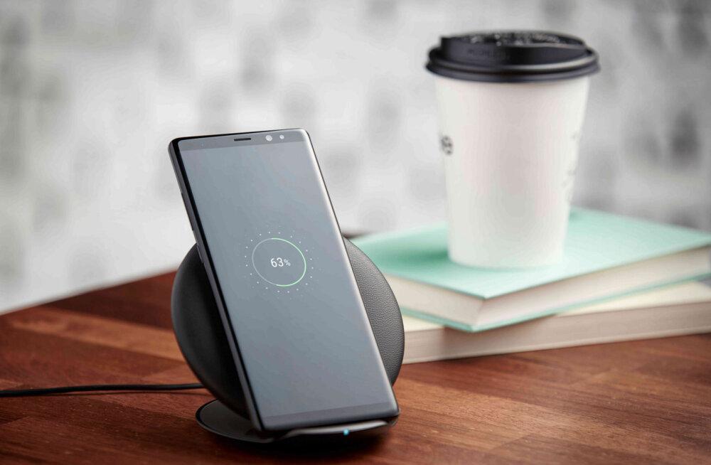 В Эстонии началась предпродажа Samsung Galaxy Note 8