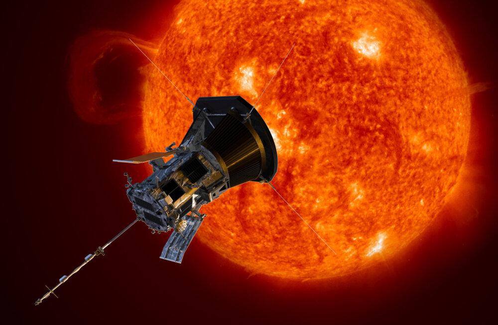 NASA esimest Päikese-missiooni saadab edu: kosmoselaev on jõudnud tähele rekordlähedale