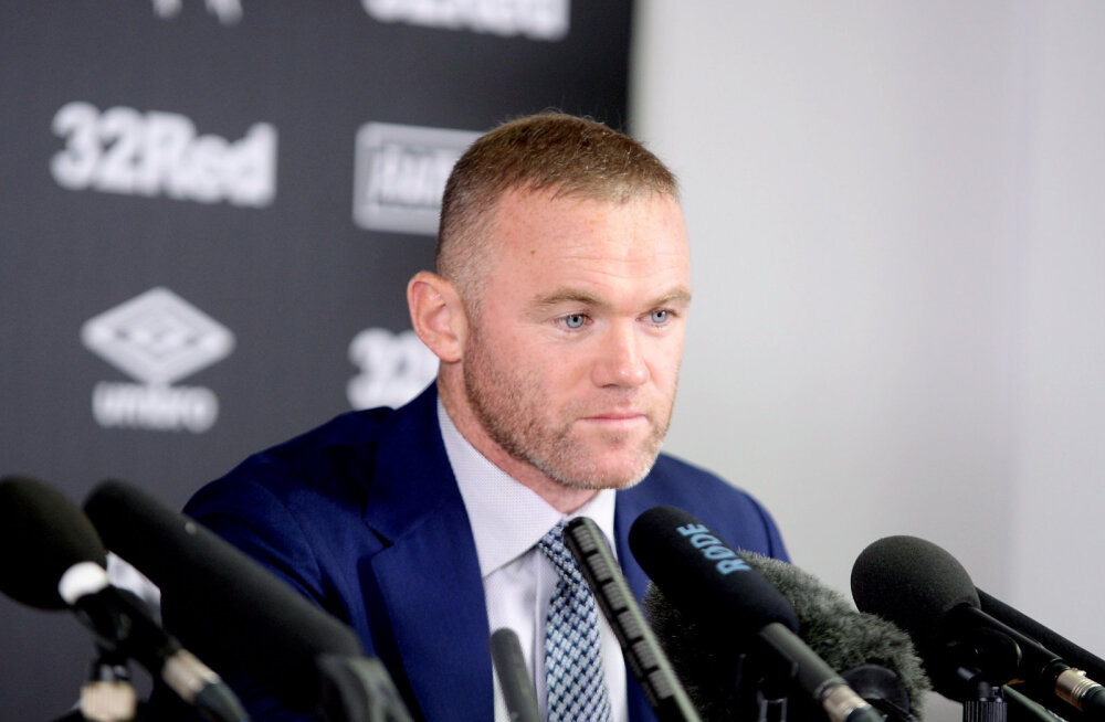 Manchester Unitedi legend avaldas Wayne Rooney tulevikuplaanid
