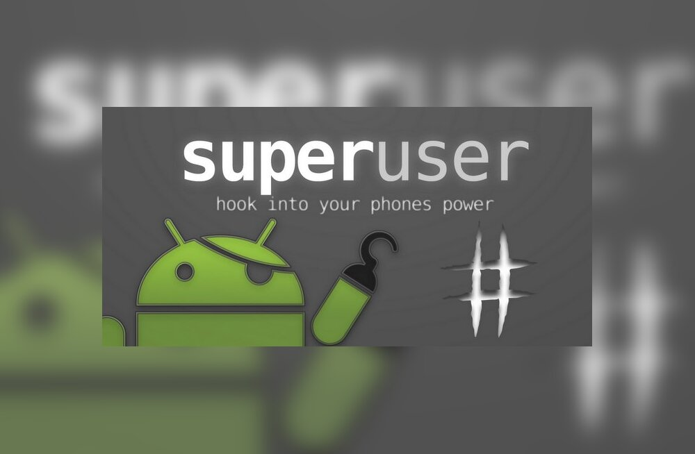 10 programmi, mille pärast Androidi <em>root</em>ida