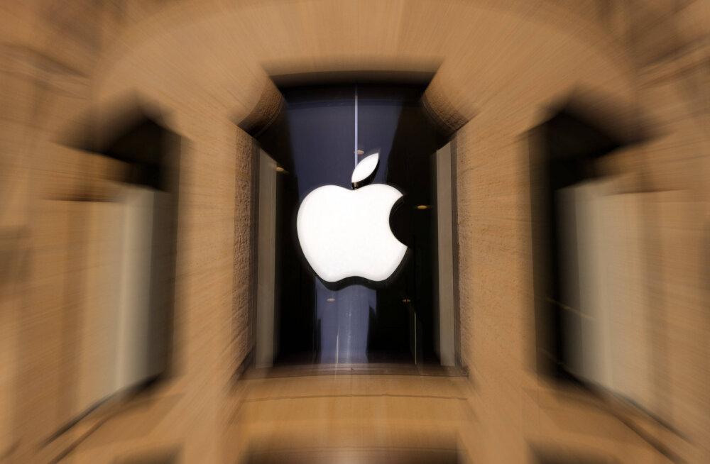 Triljonifirma Apple'it tabas triljoni-dollari-kohtuasi