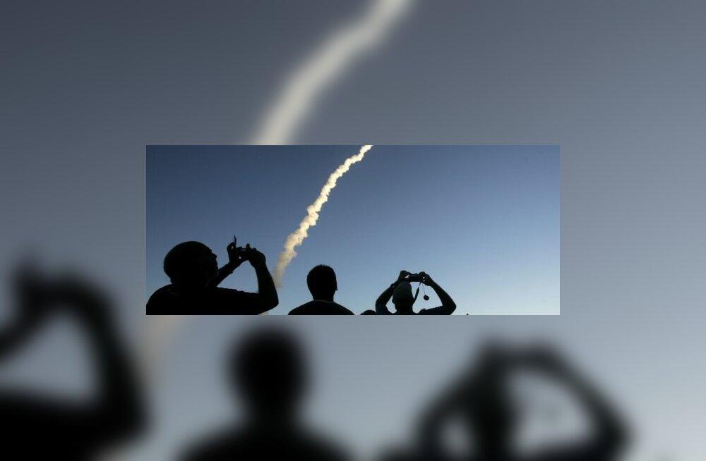 Kui kaugele saab inimene kosmoselaevaga lennata?