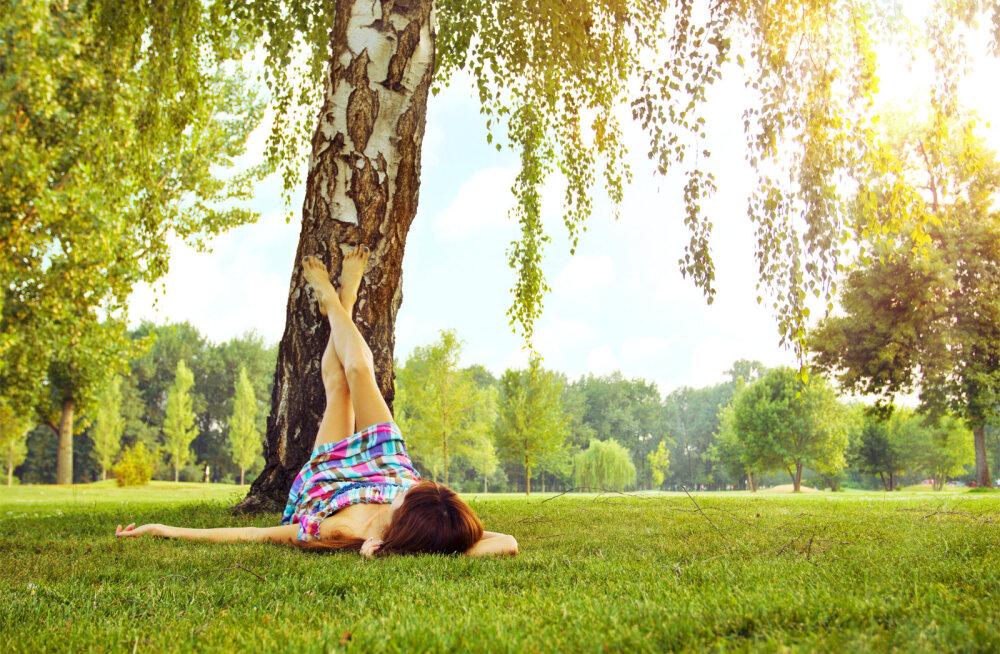 Püsivalt saledaks ja terveks - esimesed sammud