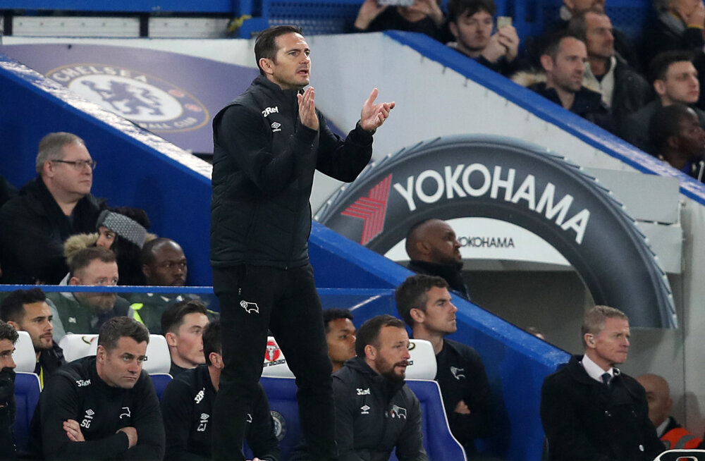 Stamford Bridge'ile naasnud Frank Lampardi meeskond suutis Chelseat üllatada, kuid pidi lõpuks siiski kaotust tunnistama