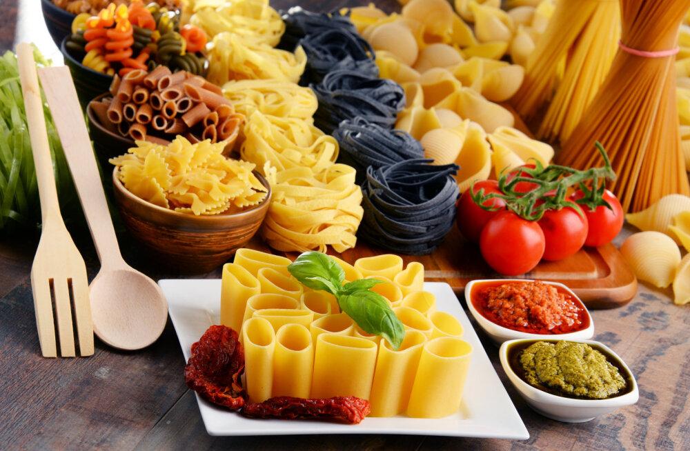Отличная новость: итальянская паста помогает худеть