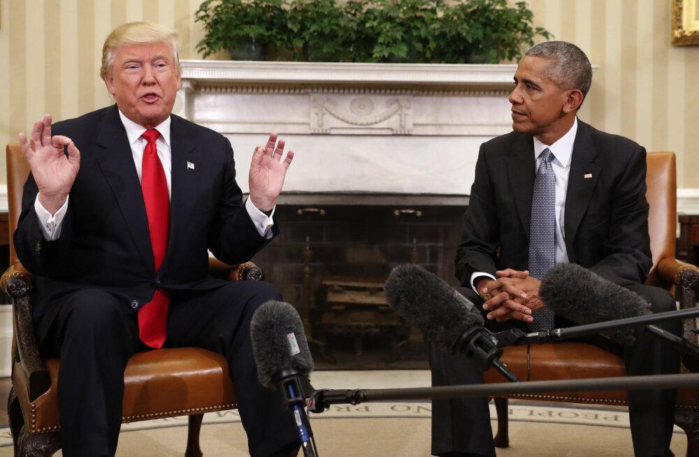 Белый дом Трампа: истеблишмент и ультраправые под одной крышей