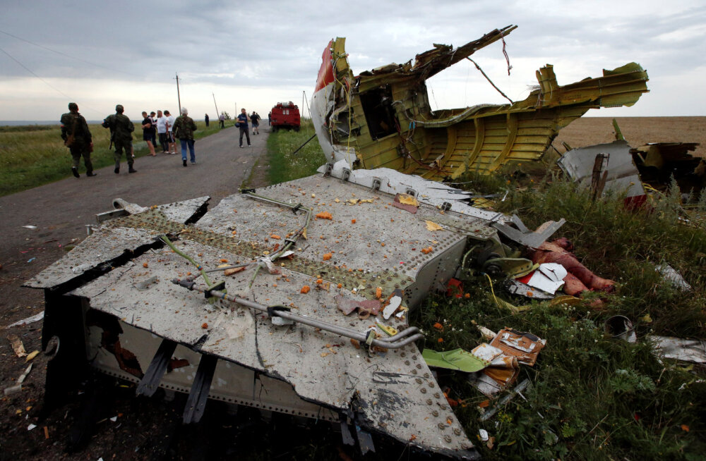 Стало известно о покупке международным следствием улики по делу Boeing MH17