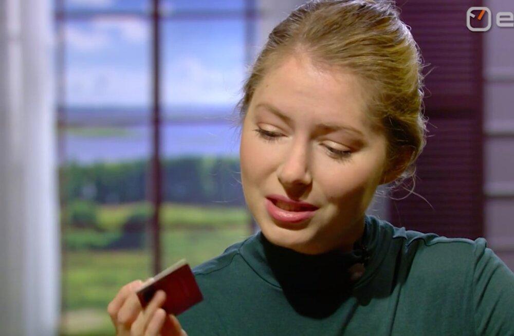 VIDEO   Plastiuurija sõnul järavad inimesed endale nädalas pangakaardi jagu plastmassi sisse