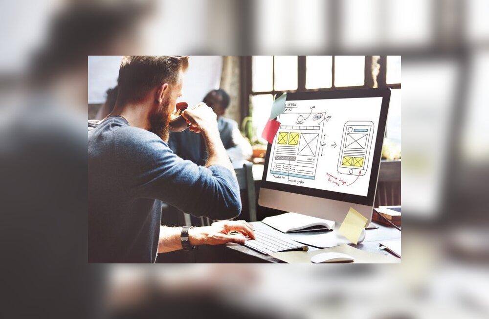Veebitehnoloogiad – IT ja loovus käsikäes