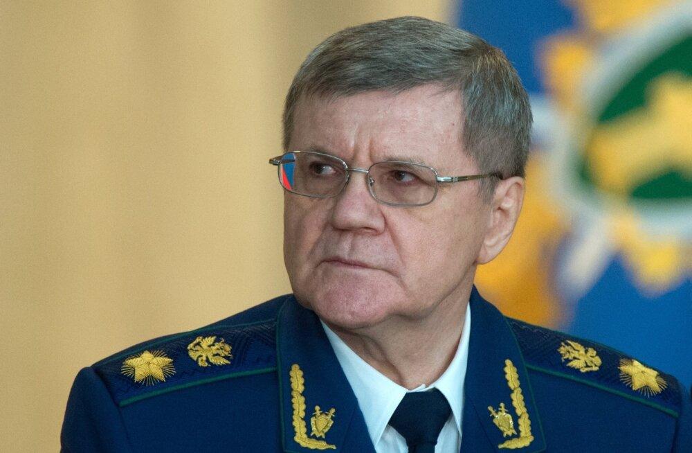 Yuri Tšaika