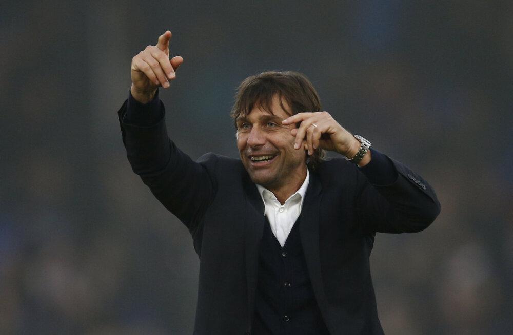 Chelsea peatreener sai enne Stoke'i mängu vigastada