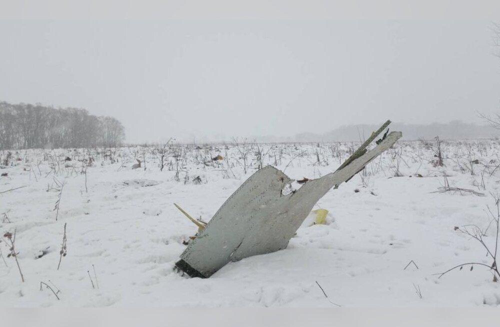 RUSSIA-AIRPLANE/CRUSH