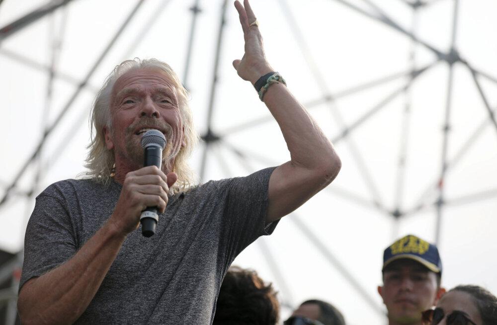 Kasuta võimalust! Edukas ettevõtja Richard Branson jagab nõu, kuidas ülemuselt rohkem puhkust küsida