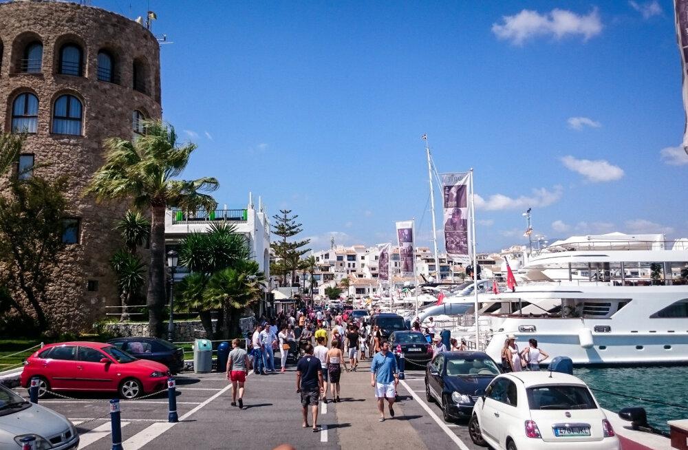 Päikeseranniku pärl Marbella: ideaalne ranna- ja kultuuripuhkuse sihtkoht. Loe, kuhu seal tasub minna