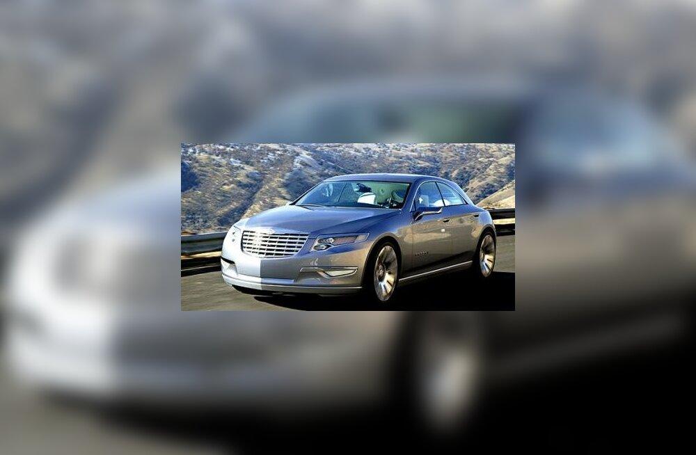 Chrysler Nassau ideeautona - Sebringust tõesti klassi võrra kenam