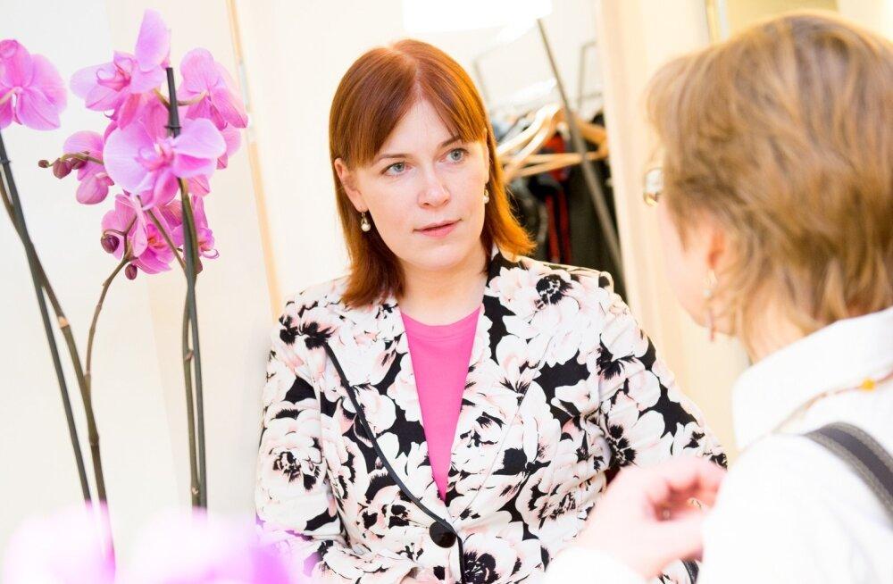 Annely Adermann: see pole asi, mille üle uhkust tunda, kuid olen alati valmis oma ajast töiseid teemasid lahendama