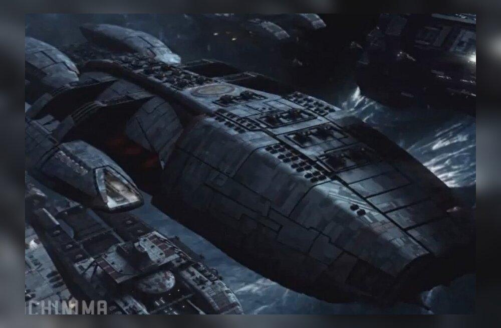 VAATA: Battlestar Galactica Blood & Chrome uue veebisarja kõik osad