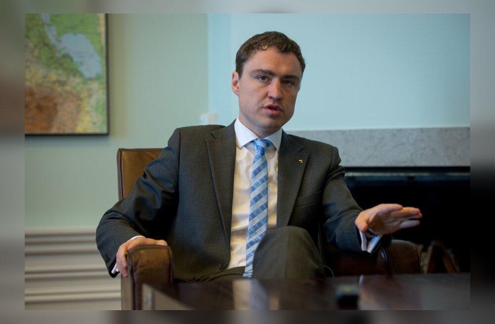 Peaminister Rõivas: Obama visiit on tunnustus Eesti riigile ja rahvale