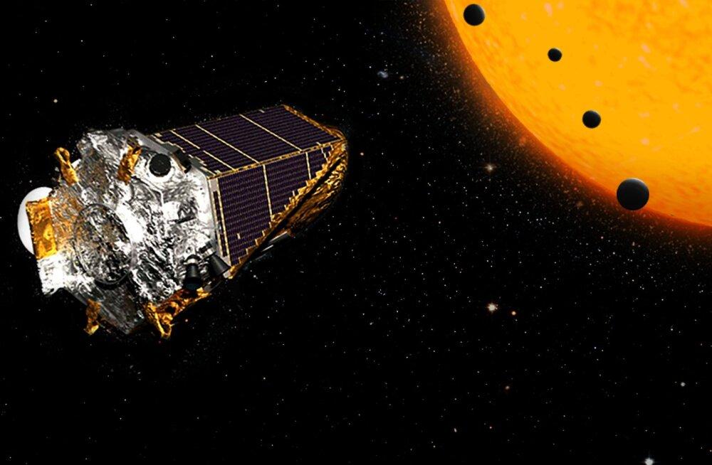 NASA Kepleri teleskoop