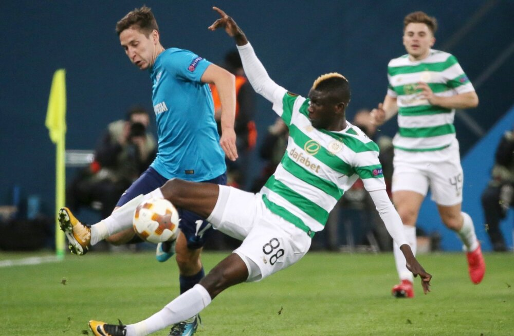Zenit vs Celtic