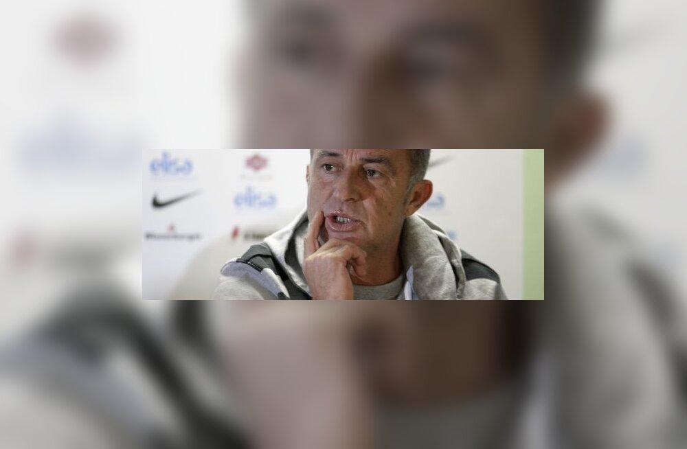 Fatih Terim, Türgi peatreener