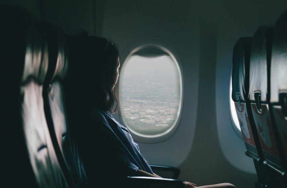 Lõpuks ametlikult selge! Milline on lennukis kõige parem ja milline kõige kehvem istekoht?