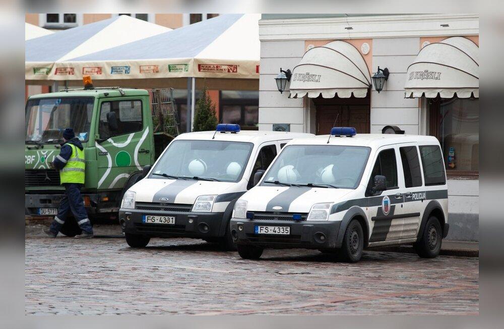 Lätis vahistati muu hulgas Tallinnas juveelipoodi röövinud mehed