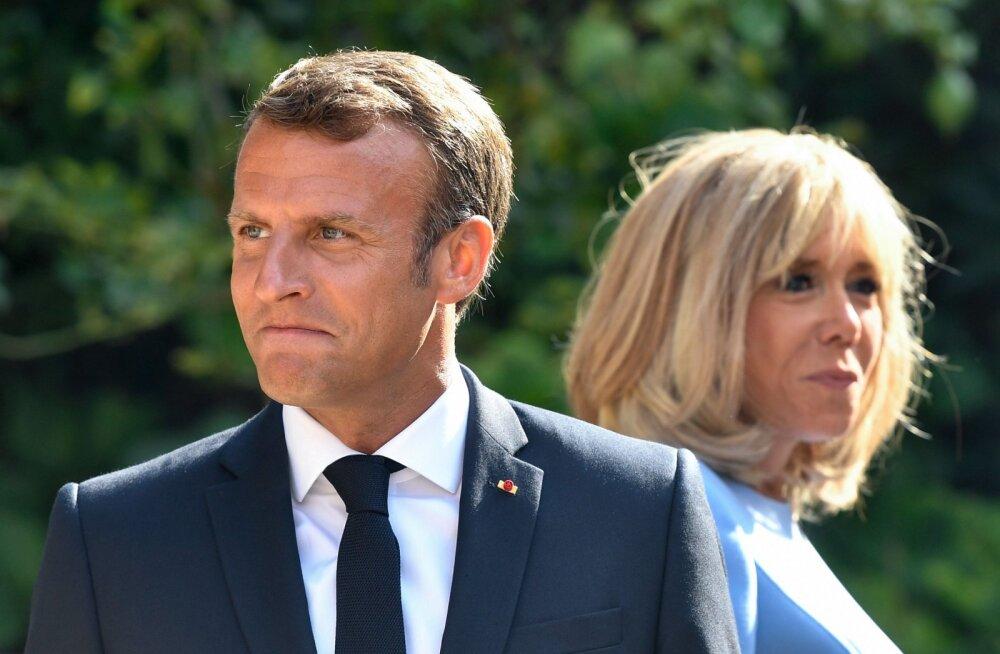Macron hakkab G7 eest Iraaniga tuumakõnelusi pidama
