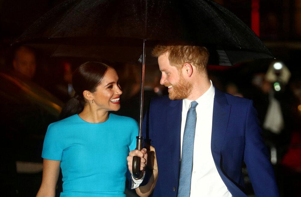 Harry võitlus ravimatu haigusega: Meghan nõuab, et prints vaatamata võitlusele hea välja näeks!