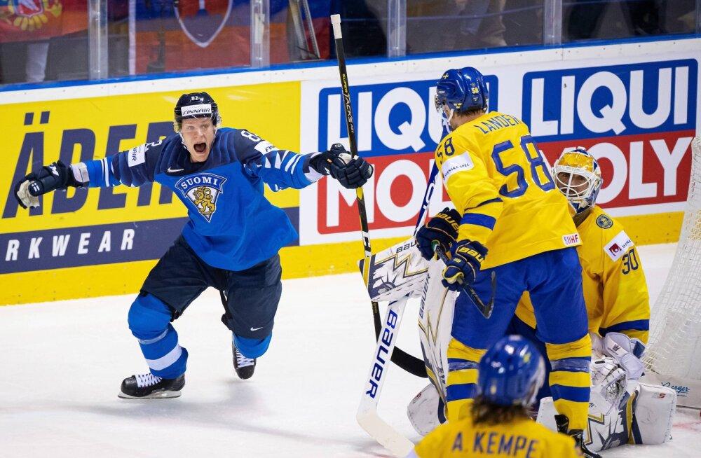 Kuidas reageerisid rootslased soomlaste jäähoki imele?