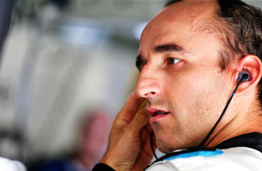 Kubica sai enda vigastuse järgi kohandatud rooli, mille oli juba hooaja alguses tellinud