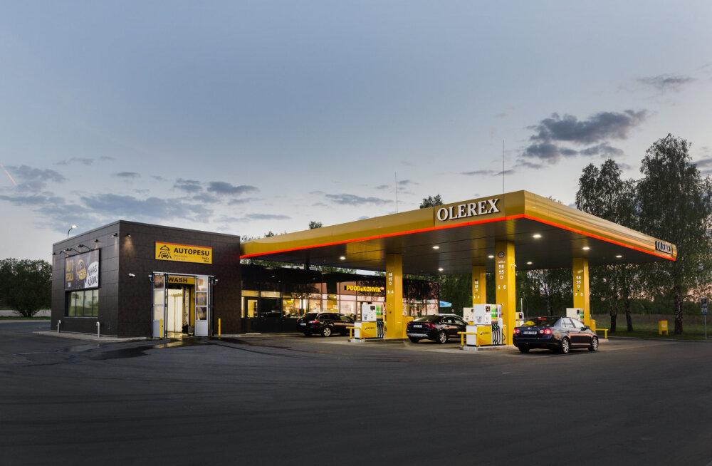 Kriisi leevenduseks: Olerex hakkab oma tanklates müüma esmatarbekaupu