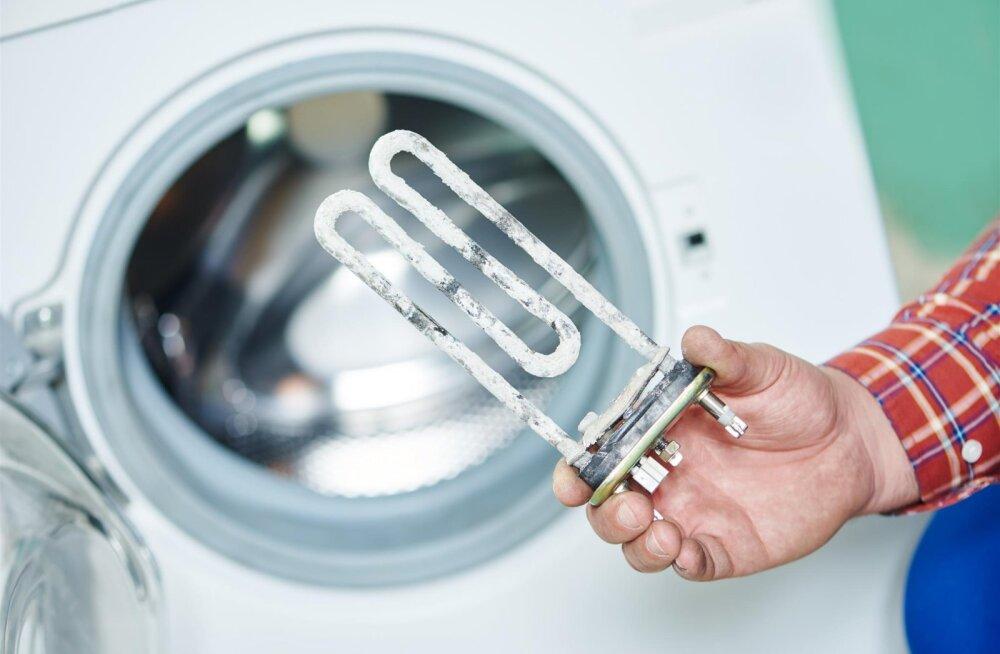 Kaheksa selget märki, mis näitavad, et su pesumasin on otsi andmas