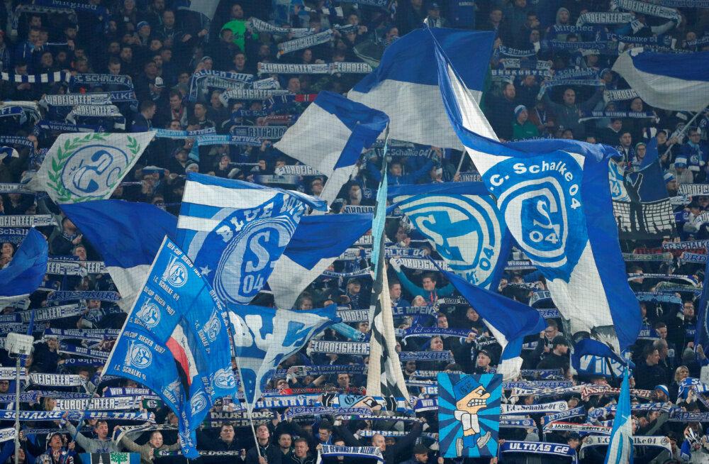 Manchester City fänn on pärast Schalke mängu toimunud kallaletungi kriitilises seisus