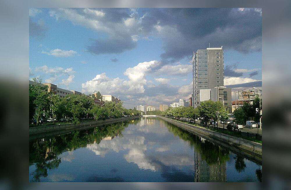 Uurimus Euroopa linnade õhust: mida lääne poole, seda puhtam!