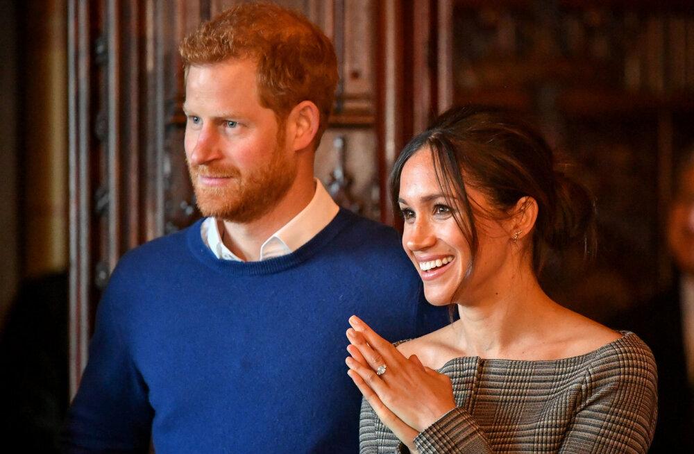 Ei mingeid kingitusi! Prints Harry ja Meghan Markle tahavad pulmakingituste asemel saada hoopis annetusi