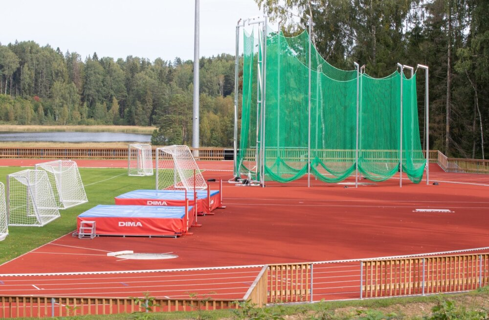 Uuenenud Kääriku Spordibaas 2020