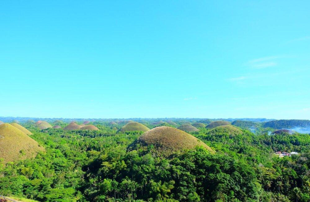 KaseCampers Boholi saarel