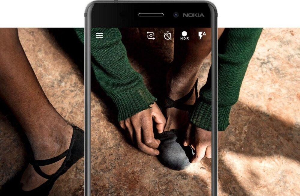 Nokia uued nutitelefonid 3, 5 ja 6 jõuavad peagi laiemalt müügile