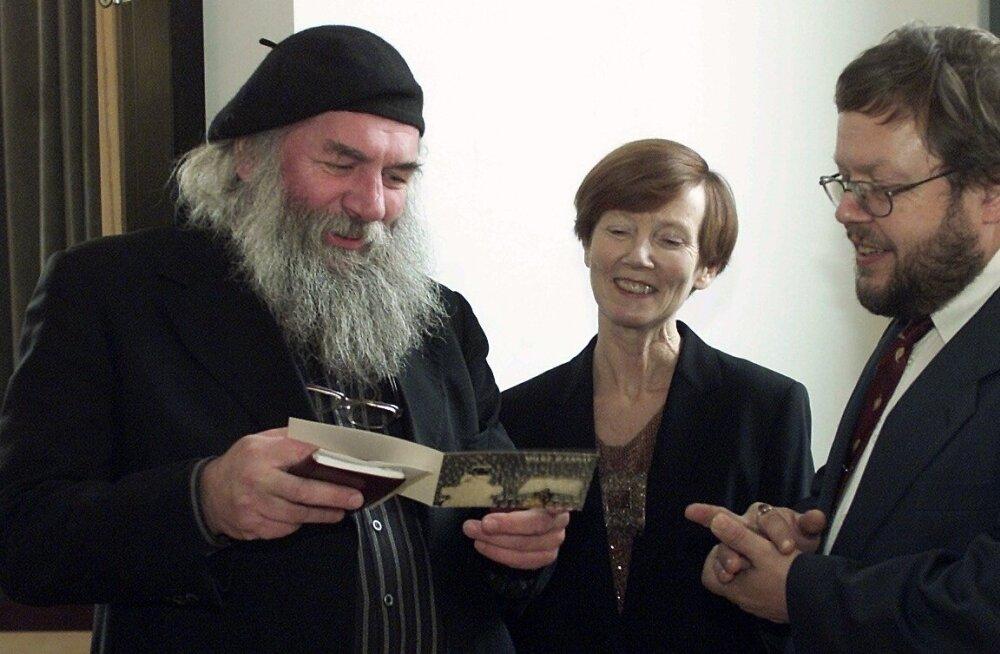 Armastatud luuletaja Ott Arder oleks täna 65. sünnipäeva tähistanud