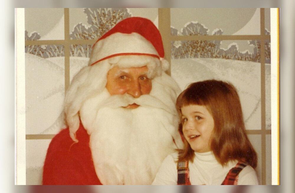 FOTOD: Lapimaalt või otse põrgust? 22 kõige hirmuäratavamat jõuluvana, keda ükski laps kohata ei sooviks!