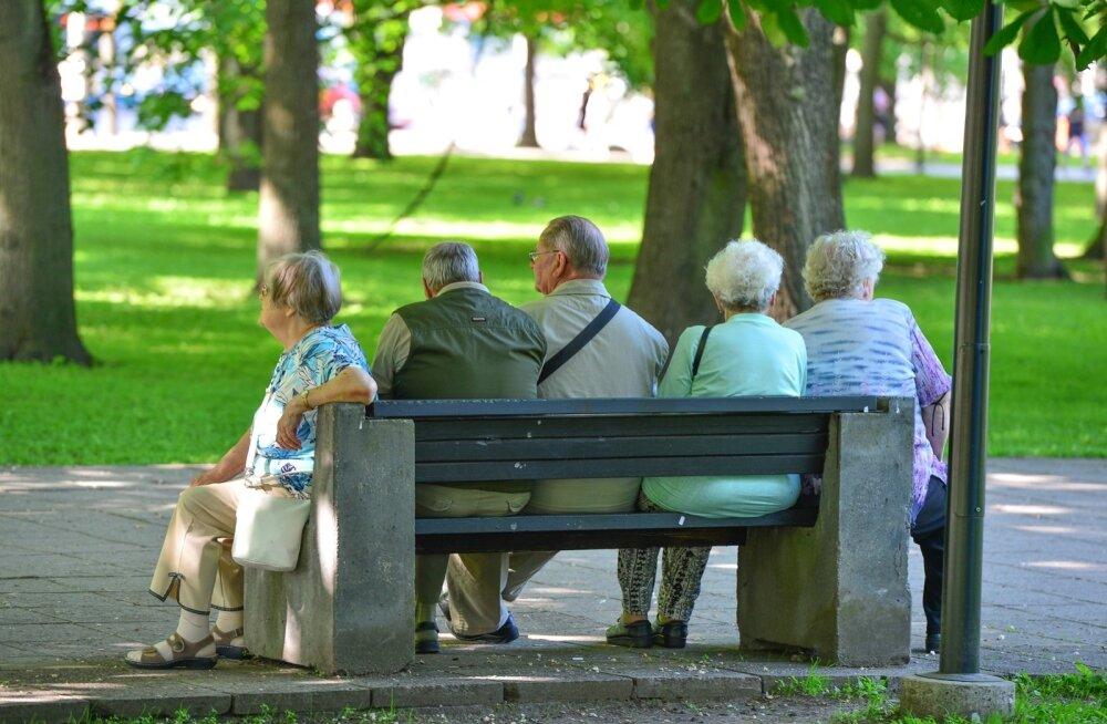 Sotsid tahavad pensionäride elu-olu parandada.