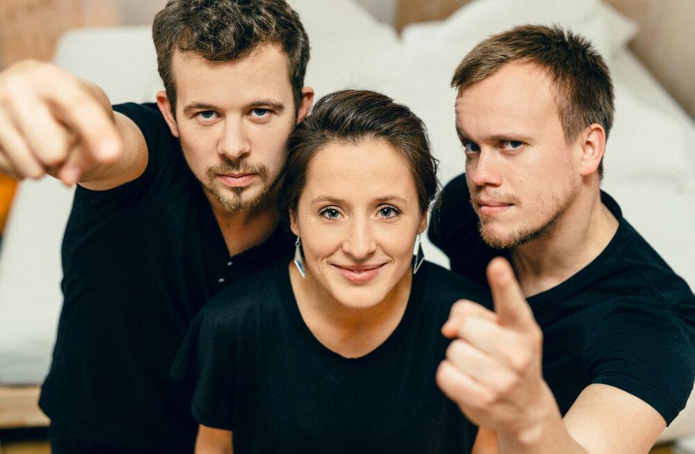 Trad Attack! soovitab: kui oled välisriigis, mine kuula kohalikku bändi!