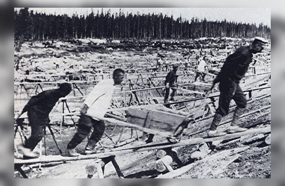 """""""Kulakluse kui klassi likvideerimine"""" - inimlikkuse hävitamine Nõukogude riigis"""