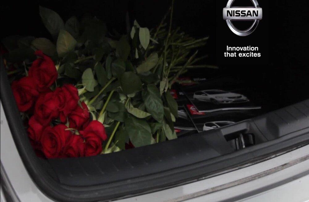 Nissan Pulsar üllatab naisi