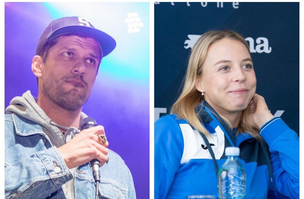 Tom-Olaf Urb ja Anett Kontaveit